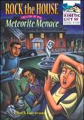 Rock the House: The Case of the Meteorite Menace - Chuck Harwood - Paperback