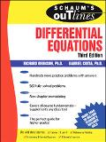Schaum's Outline of Theory and Problems of Differential Equations