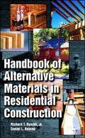 Handbook of Alternative Materials in Residential Construction