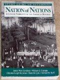 Study Guide to Accompany Nation of Nations: A Concise Narrative of the American Republic