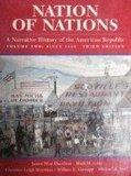 Nation of Nations: A Narrative History of the American Republic, Volume II