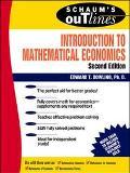 Intro.to Mathematical Economics