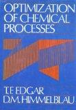 Optimization of Chemical Processes (Mcgraw Hill Chemical Engineering Series)
