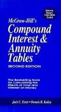 McGraw-Hill's Compound Interest Annuity Tables - Jack C. Estes - Paperback