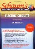 Schaum's Outline of Electric Circuits, Second Edition (Schaum's Outlines)