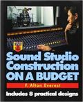 Sound Studio Construction on a Budget