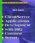DB2 Common Server Application Development