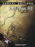 World Politics 99/00 (World Politics, 1999-2000)