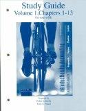 Study Guide Volume 1 Chapters 1-13 for use with Introduction to Accounting: An Integrated Ap...