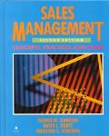 Sales Management Concepts, Practices, and Cases