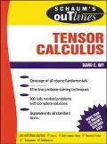 Schaum's Outline of Theory and Problems of Tensor Calculus