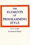 Elements of Programming Style - Brian W. Kernighan - Paperback - 2d ed