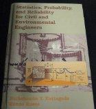 Statistics, Probability And Reliability Methods for Civil and Environmental Engineers