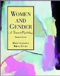 Women and Gender A Feminist Psychology
