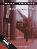Annual Editions Human Resources 99/00