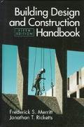 Building Design and Construction Handbook