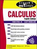 Schaum's Outline of Calculus