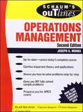 Schaum's Outline of Theory and Problems of Operations Management