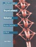 Organizational Behavior: Human Behavior (A Study Guide)