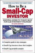 How to Be a Small-Cap Investor - David B. Newton - Paperback