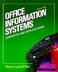Office Information Systems Concepts and Applications