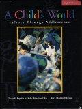 A Child's World Infancy Through Adolesence
