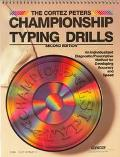 Championship Typing Drills-text