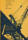 Construction Planning,equipment+methods