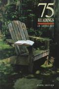 75 Readings:anthology