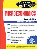 Schaum's Outline of Theory and Problems of Microeconomic Theory