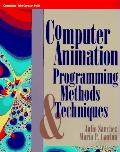 Computer Animation in MS DOS and Windows