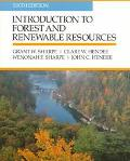 Introduction to Forest and Renewable Resources