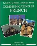 Communicating in French Intermediate Level