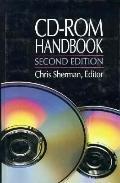 CD-ROM Handbook - Chris Sherman - Hardcover