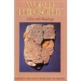 World Philosophy: A Text with Readings