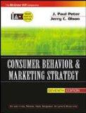 Consumer Behavior and Marketing Strategy 7th Edition (INDIAN EDITION)