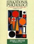 Educational Psychology A Developmental Approach
