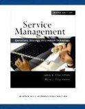 Service Management: Operations, Strategy, Information Technology with Student Cd By James a ...