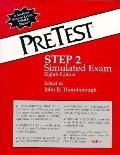 Step 2 Simulated Exam - John R. Thornborough - Paperback - 8th ed