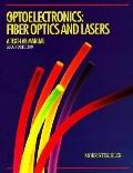 Optoelectronics Fiber Optics and Lasers  A Text-Lab Manual