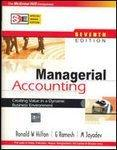 Managerial Accounting (Special Indian Edition)