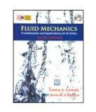 Fluid Mechanics Fundamentals & Applications Si Unit