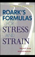 Roarks Formulas for Stress and Strain