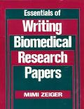 Essent.of Writing Biomed.resrch.papers