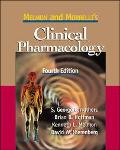Melmon and Morrelli's Clinical Pharmacology Basic Principles in Therapeutics