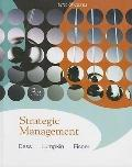 Strategic Management: Text and Cases with Access Code