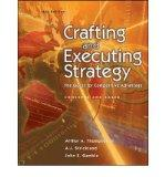 Crafting & Executing Strategy - Text & Readings (14th, 05) by Thompson, Jr, Arthur A - III, ...