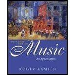 Music: Brief Edition with Multimedia Companion: An Appreciation