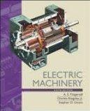 Electric Machinery (Mcgraw-Hill Series in Electrical Engineering. Power and Energy)
