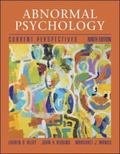 Abnormal Psychology: WITH Student CD AND PowerWeb: Current Perspectives